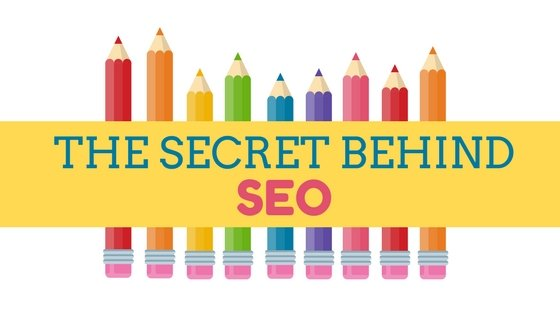 The secret behind SEO title text
