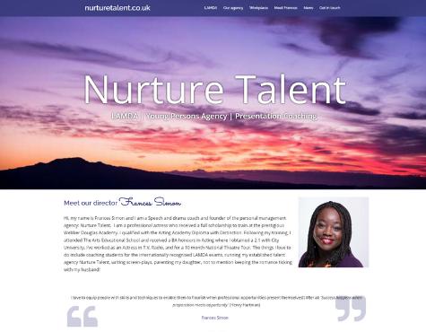 Nurture Talent