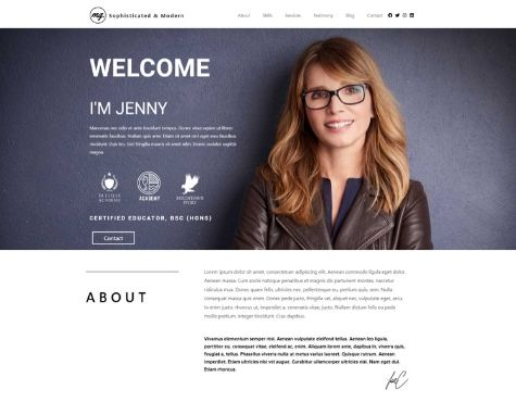 Demo First Website