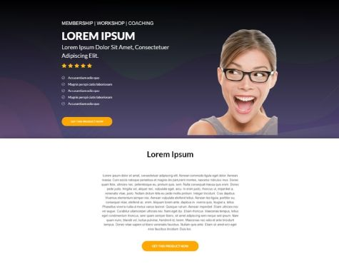 Demo Funnel Website