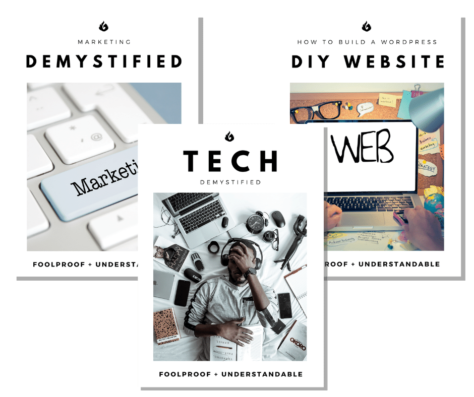 Demystified PDF Bundle