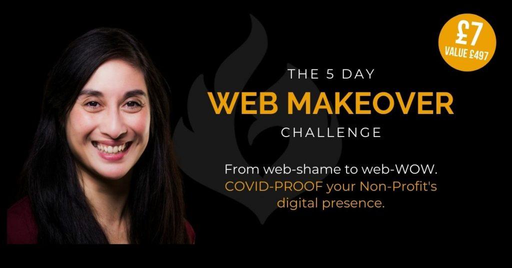 Web Make Over Challenge