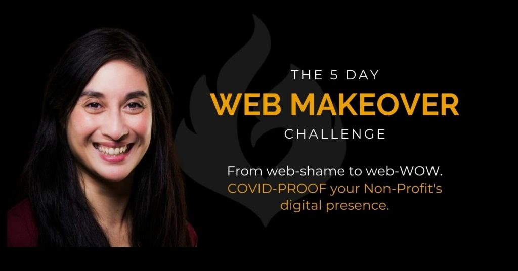 Web Make Over Challenge