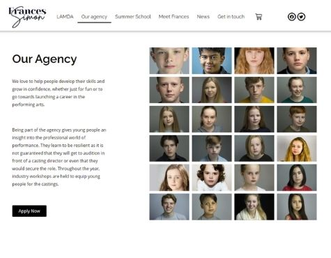 Frances Simon - Agency